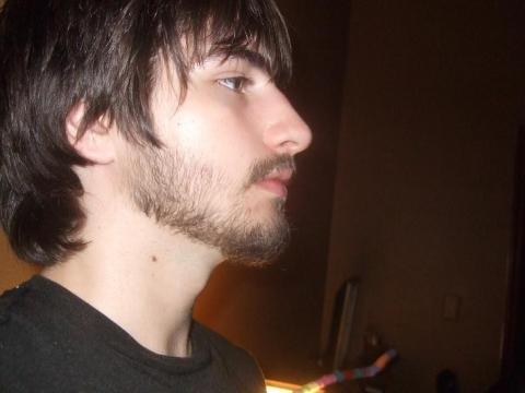 mein Bartwuchs - (Junge, Akne, Bart)