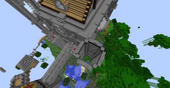 """Der """"Turm"""" - (Minecraft, Fallen Kingdom)"""