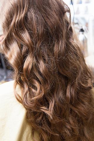 Frisur volumenwelle