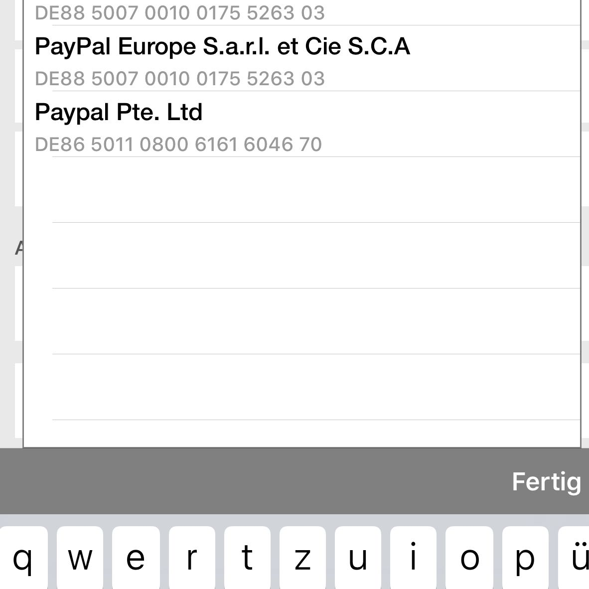 Paypal überweisen Auf Bankkonto