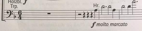 Von Bassschlüssel zum Violinschlüssel?