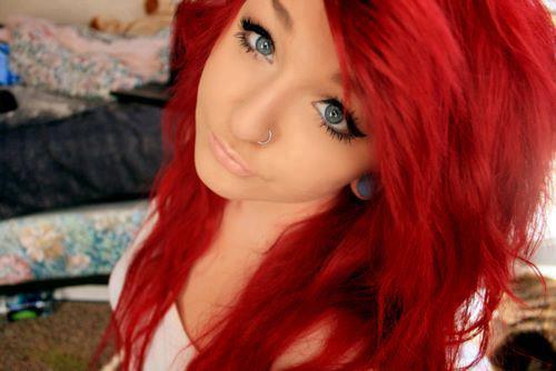 Rot2. - (Haare, Haarfarbe, färben)