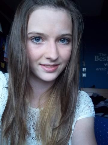 hab Blaue Augen  - (Haare, Färbung)