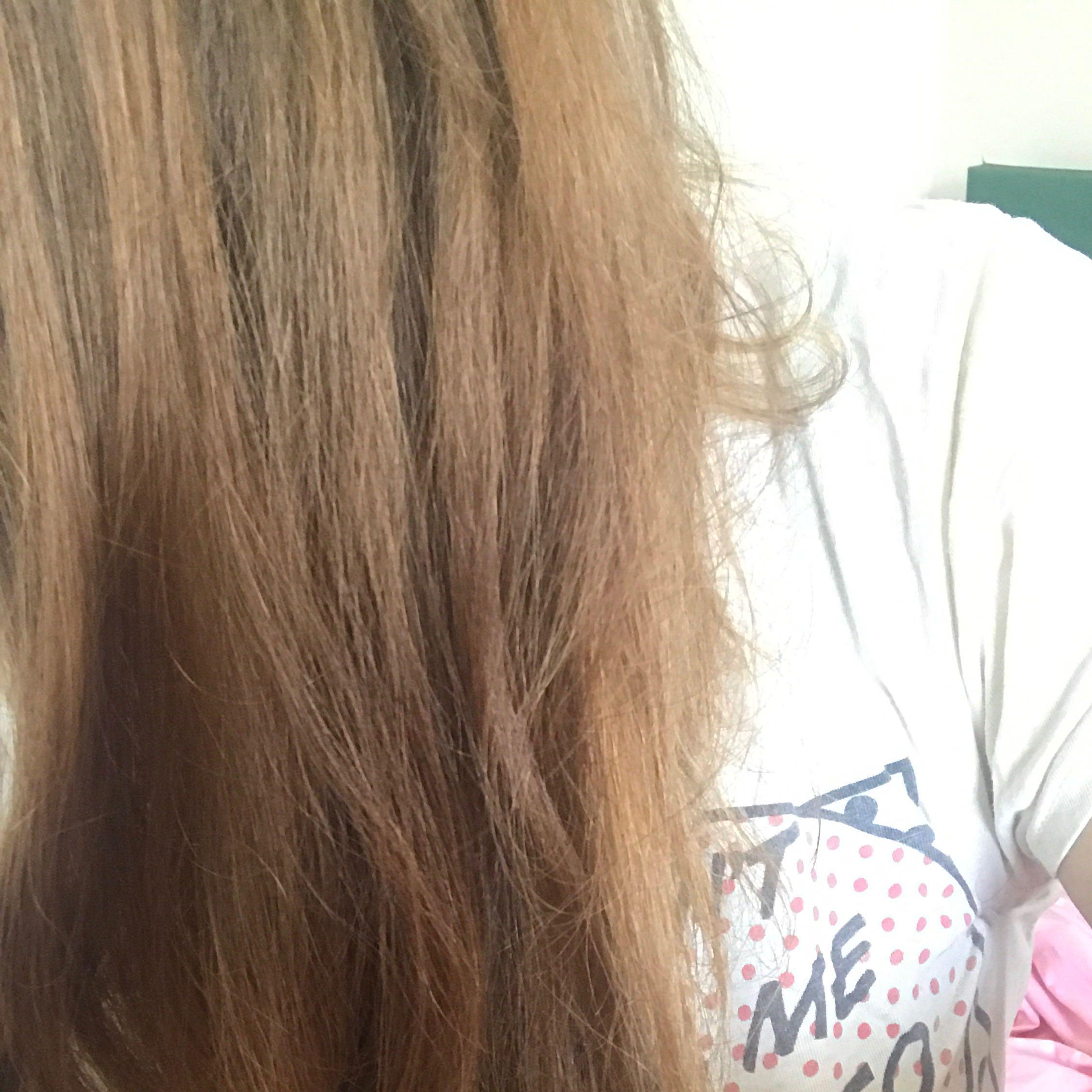 Von Dunkelblond Auf Schwarzgrau Haare Ombre Haarefärben