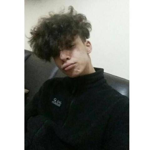 Von Glatten Haaren Zu Locken Haare