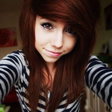 von ombre braun blond zu kastanien braun selber f rben kastanienbraun. Black Bedroom Furniture Sets. Home Design Ideas