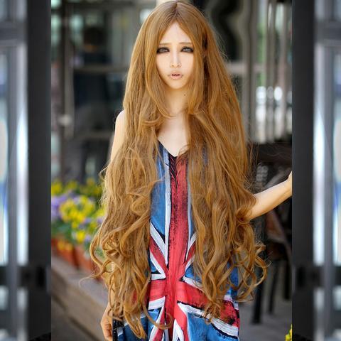 Jetzige Haarfarbe Orange/Braun - (Haare, Pflege, Haarfarbe)