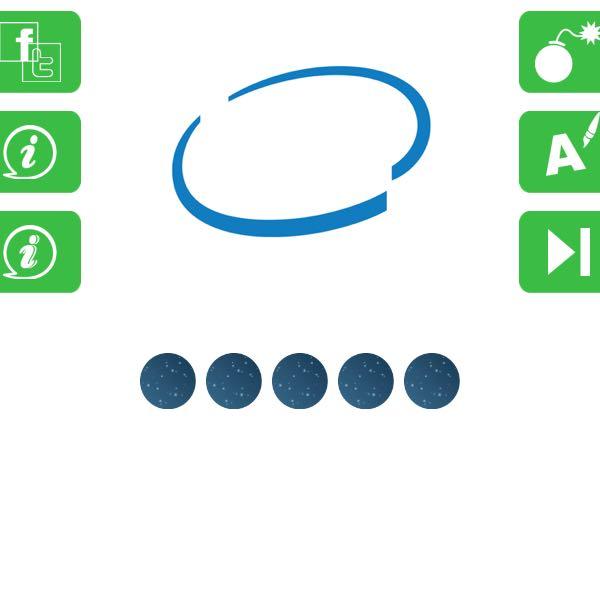 von was ist es das logo blau kreis. Black Bedroom Furniture Sets. Home Design Ideas