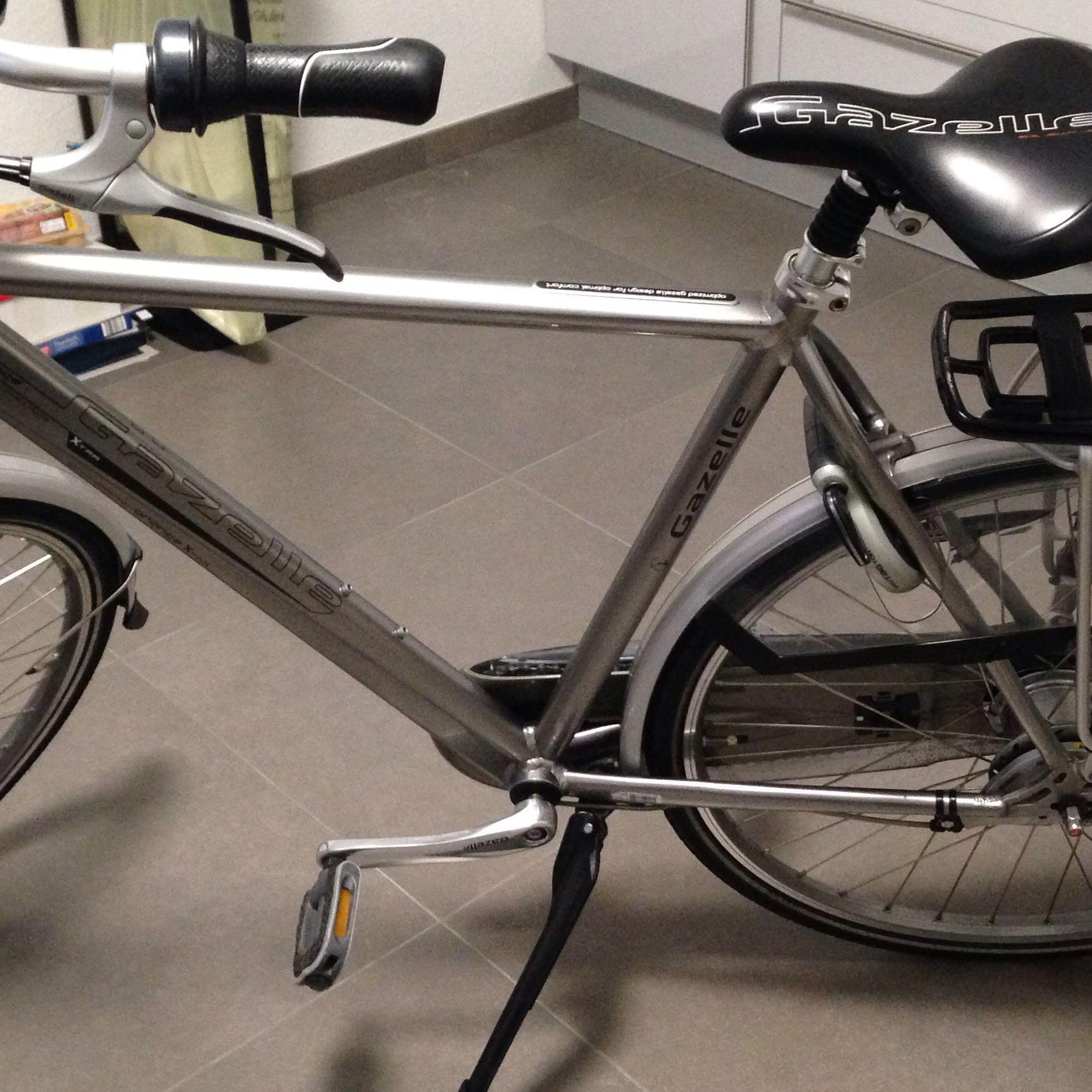 Von welchem Baujahr ist mein Gazelle Fahrrad? (Technik)