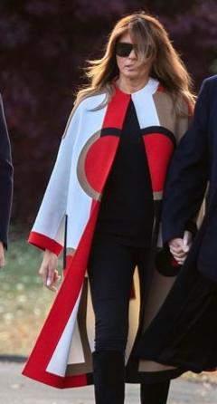 Von welchem Designer/welcher Modemarke ist der Mantel?