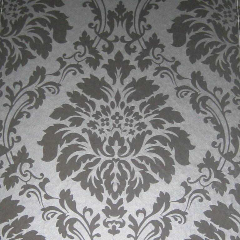 von welchem hersteller ist diese ornament tapete in schwarz grau style wohnen design. Black Bedroom Furniture Sets. Home Design Ideas