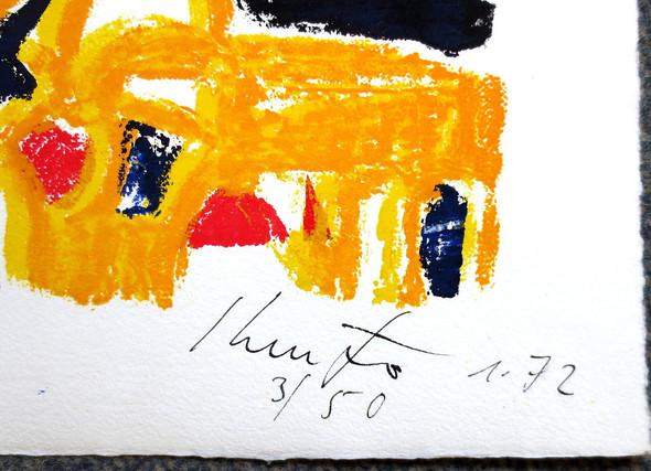 Unterschrift - (Bilder, Kunst, malen)