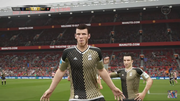 FIFA 16 Ultimate Team - (Fußball, fifa 16)