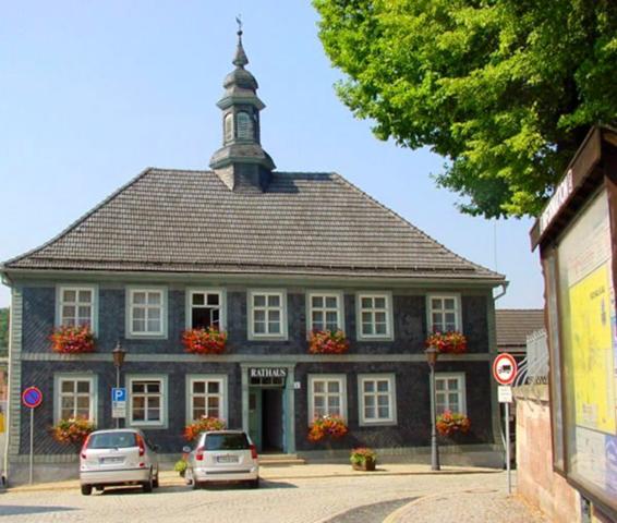 Von welcher Archtitekturepoche/Jahr ist dieses Rathaus?