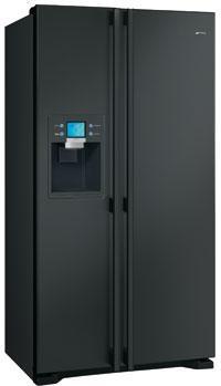 Side By Side Kühlschrank   (Kühlschrank, Eiswürfelbereiter, Amerikanischer  Kühlschrank) Great Pictures