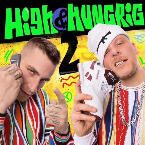 High und Hungrig 2 - (Marke, Pullover)