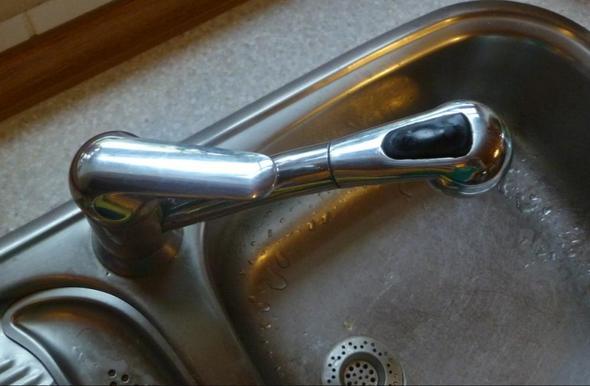 Oben - (Küche, Wasserhahn)