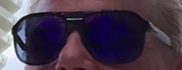 Welche Marke/Modell? - (blau, Sonnenbrille, Las Vegas)