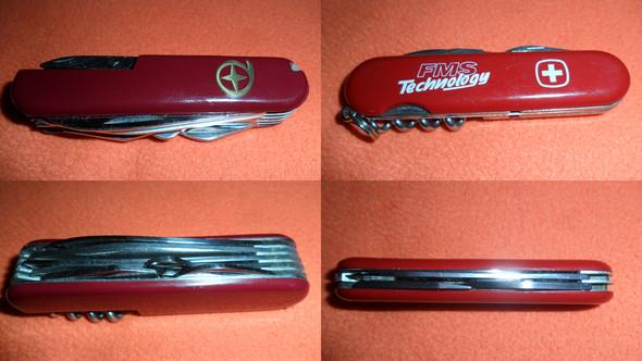 Taschenmesser - (Marke, Wert, Taschenmesser)