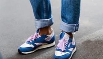 Von welcher Marke sind diese Sneaker, wie heißt das Modell?