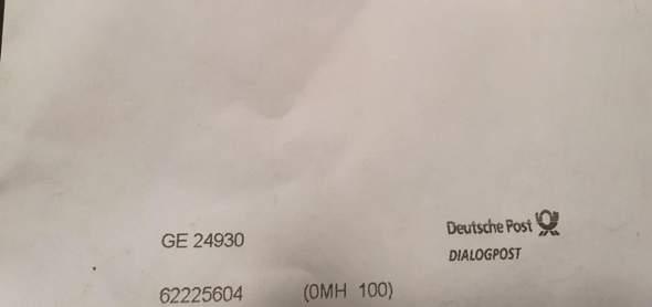 Von wem ist dieser Brief?