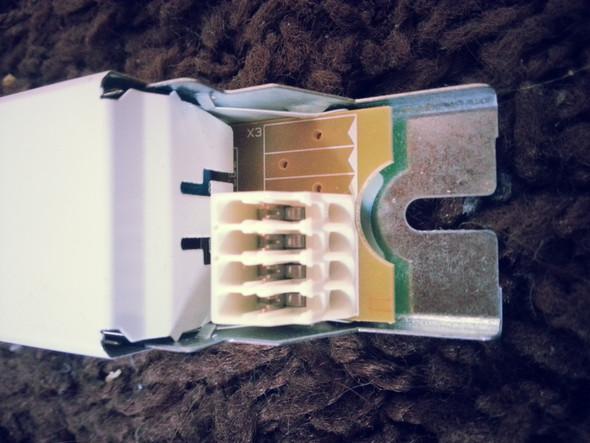 Anschluss - (Elektrotechnik, Lampe, Vorschaltgerät)