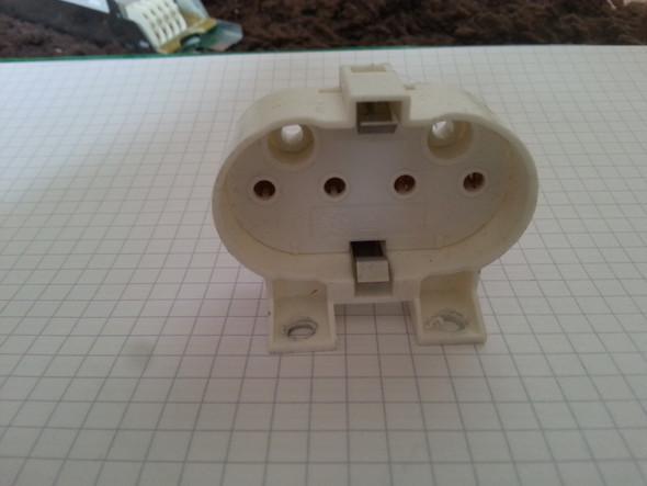2G11 Fassung - (Elektrotechnik, Lampe, Vorschaltgerät)