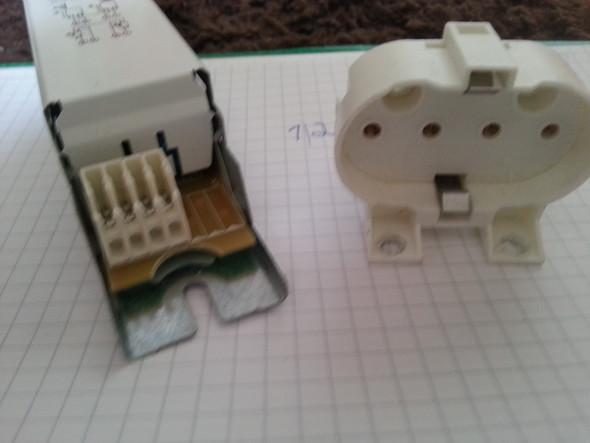 Gesamt - (Elektrotechnik, Lampe, Vorschaltgerät)