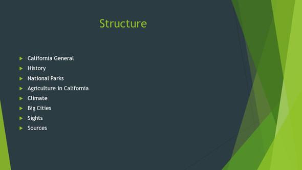 Vortrag Für Englisch, Grammatik/Rechtschreibung? (Kalifornien
