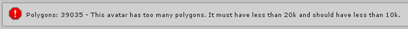 VRChat Polygon-Limit?