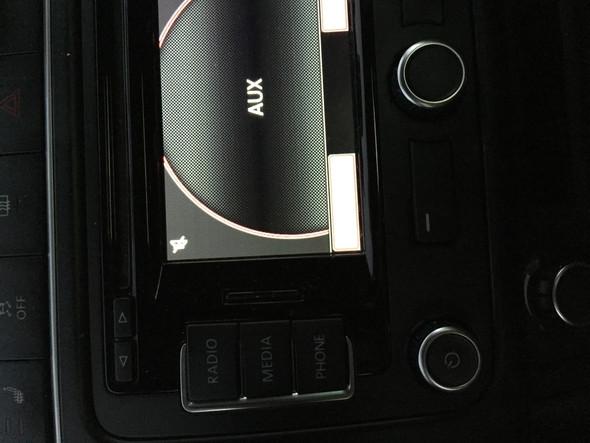 "VW Polo ""Phone"" Taste reagiert nicht?"