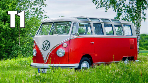 VW T1, T2 or T3?