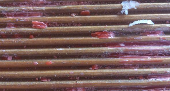 kerzenwachs aus tischdecke bildtitel remove wax from clothing step with kerzenwachs aus. Black Bedroom Furniture Sets. Home Design Ideas