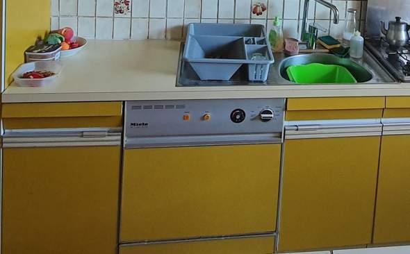 Wackelkontakt bei 50 jähriger Spülmaschine?