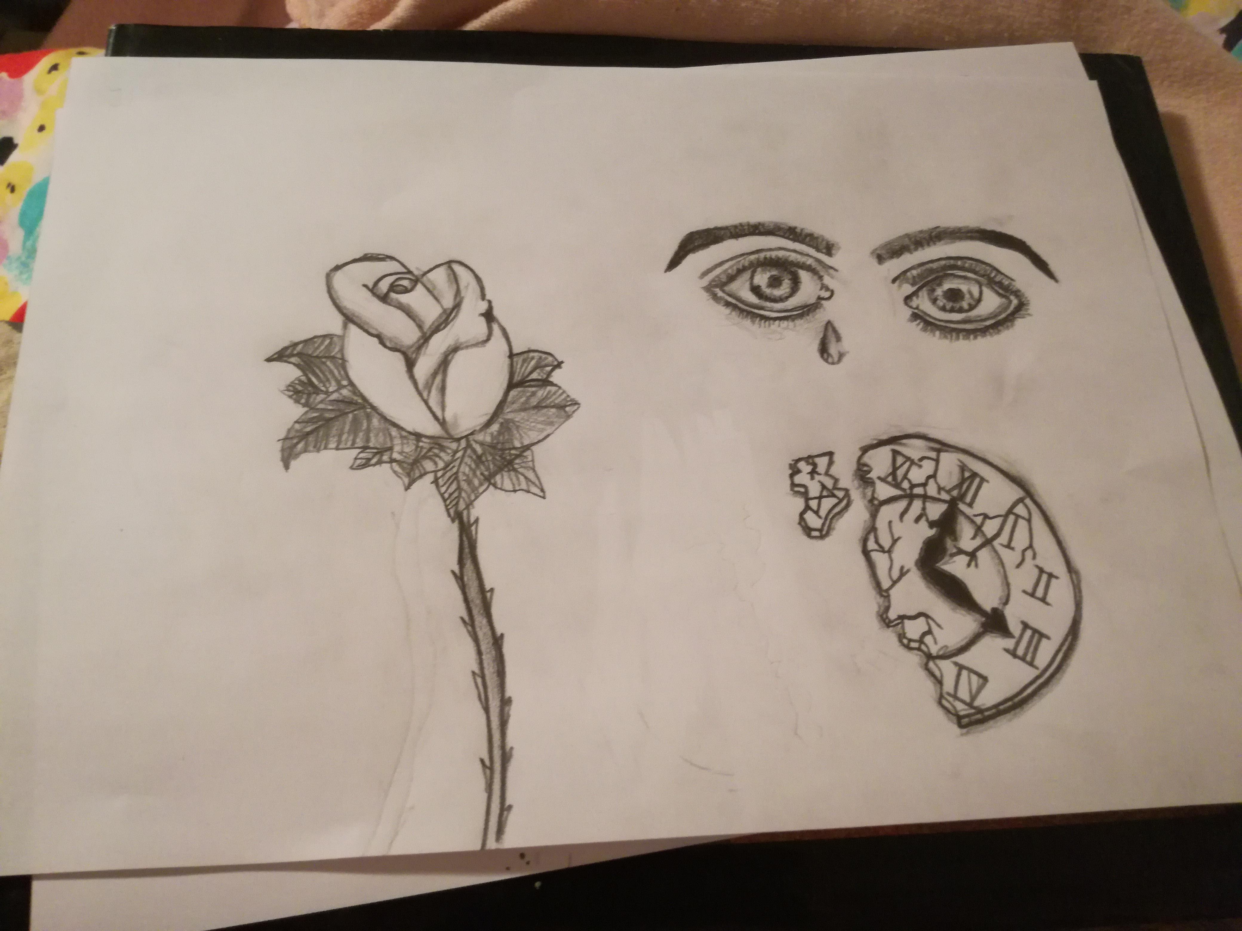 Wad soll ich noch dazu zeichnen? (Bilder)