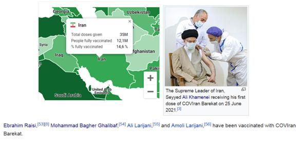 Während Deutschland das erste Land war, das einen Covid-19-Impfstoff herstellte, ist der Iran eines der letzten. Was wird geschehen?