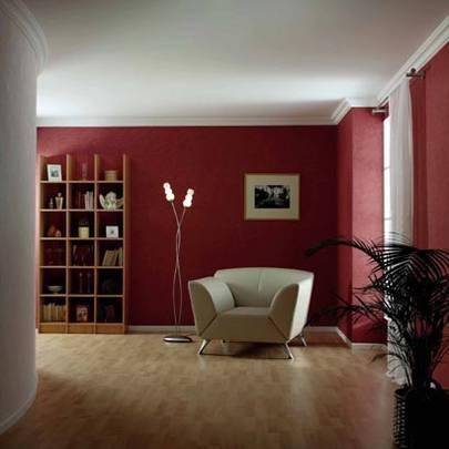 w nde rot und gr n wand streichen. Black Bedroom Furniture Sets. Home Design Ideas