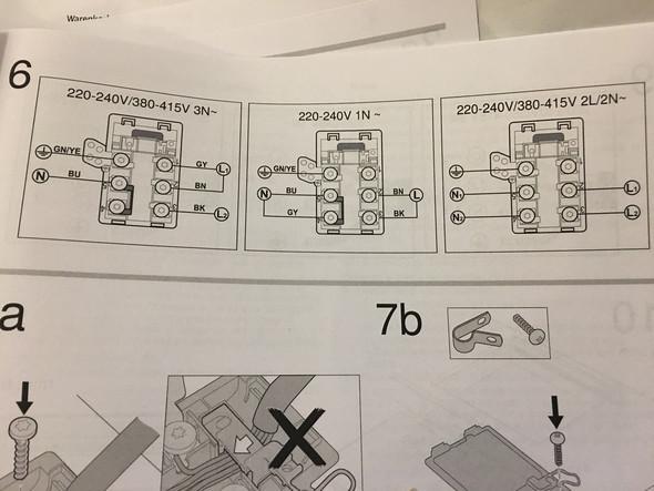 Bosch Kühlschrank Schaltplan : Wäre der anschluss des kochfelds so richtig? elektrik