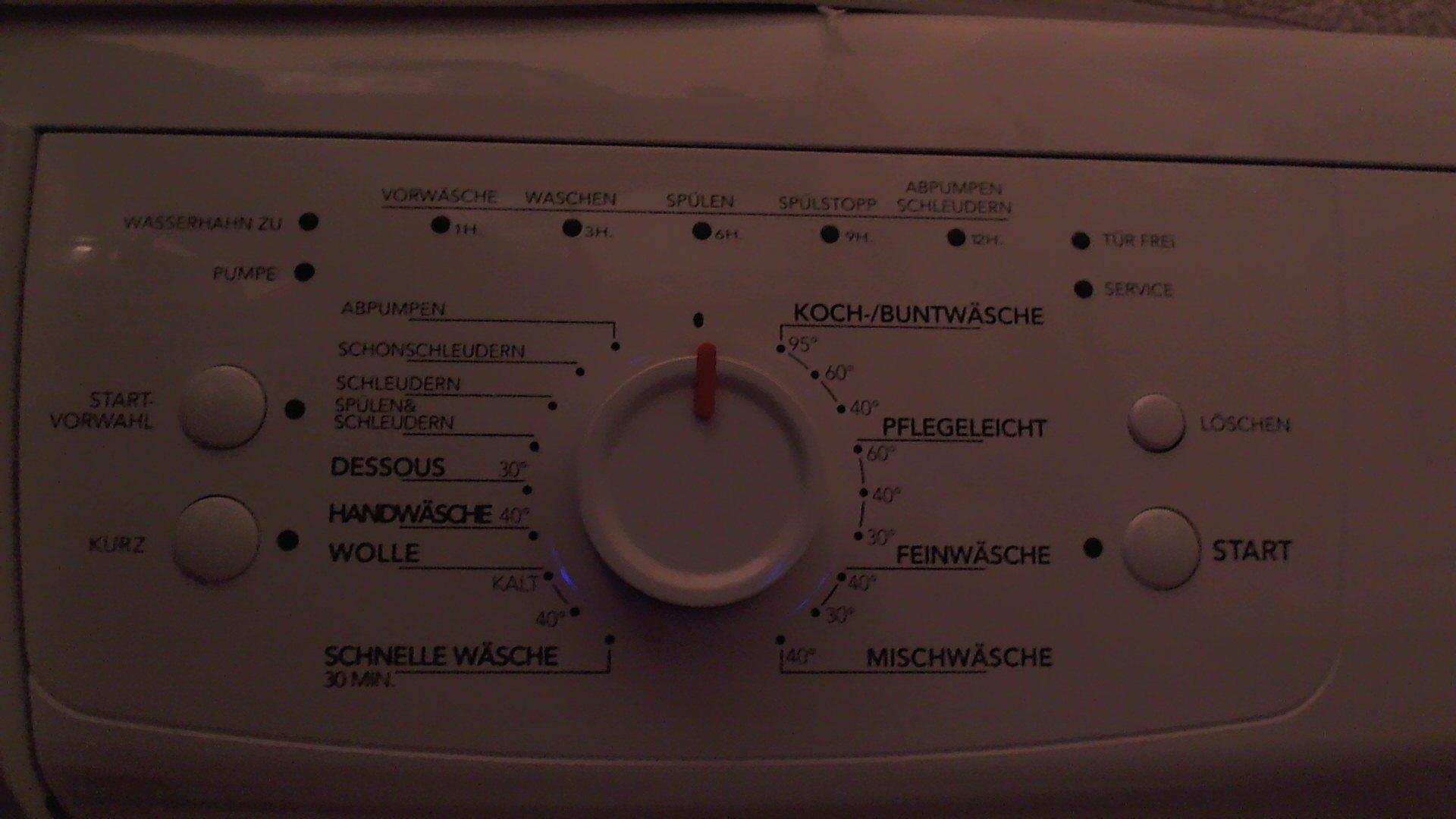 w sche waschen aber wie wie stell ich die waschmaschine richtig ein. Black Bedroom Furniture Sets. Home Design Ideas