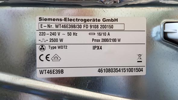 Wäschetrockner heizt nicht mehr und gibt fehlermeldung computer