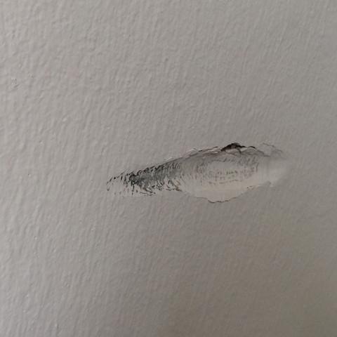Gut gemocht Wand kaputt was kann ich machen? (Handwerk, reparieren) WG23