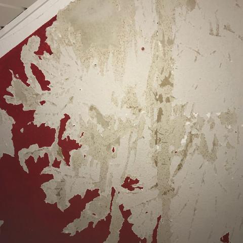 Wand streichen wand br kelt for Wand abwaschbar streichen