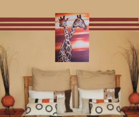wand streichen streifen farbe wasserwage. Black Bedroom Furniture Sets. Home Design Ideas