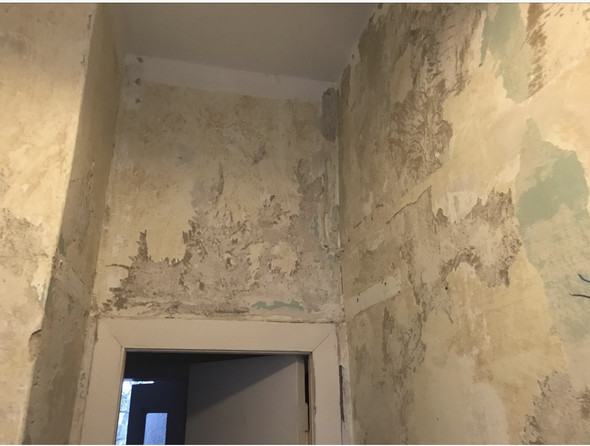 Wand Neu Verputzen Vorbereitung Mauer Verputzen Anleitung In