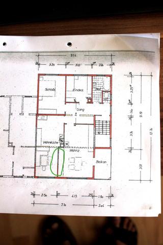 Wanddurchbruch In Neuer Wohnung Architektur Handwerker Heimwerker