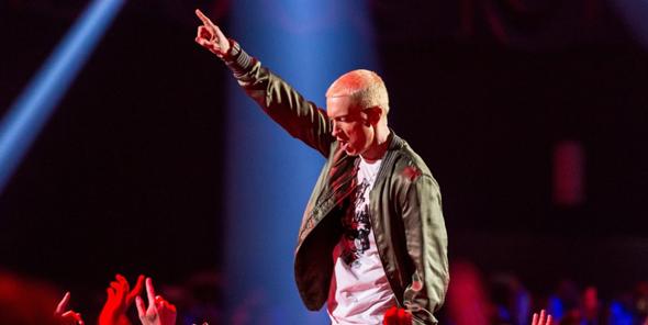 Wann beendet Marshall Mathers alias Eminem seine (Musik-) Karriere?