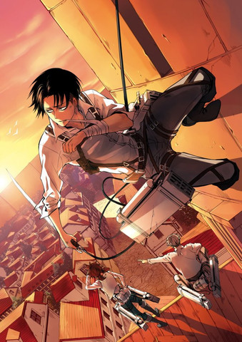 Attack On Titan Staffel 2 Folge 11