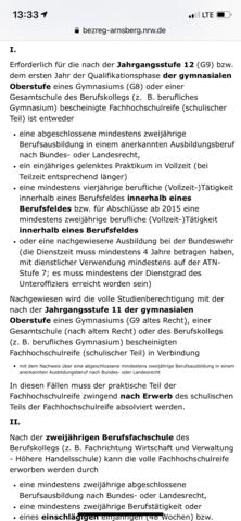- (Schule, Ausbildung und Studium, Abitur)