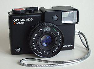 Wann hat man Kameras mit Film benutzt?