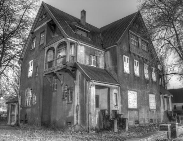 Geisterhaus  - (Film, Horror, Geister)